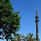 Columbus Statue, Barcelona, Spain