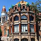 Hospital Sant Pau, Barcelona, Spain
