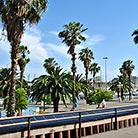 Waterfront, Barcelona, Spain